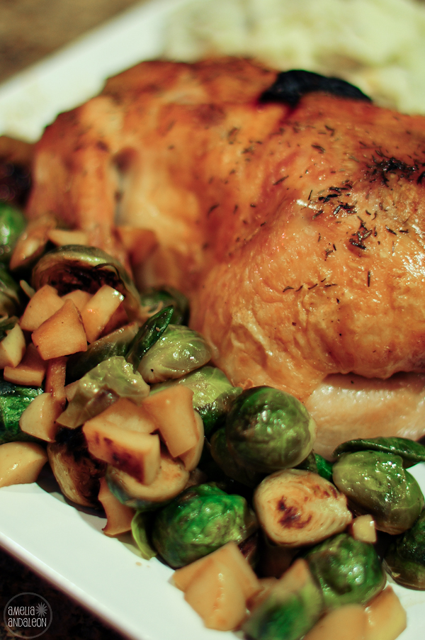 "Ina Garten Blog recipe: ina garten's ""perfect roast chicken"" (gluten-free"